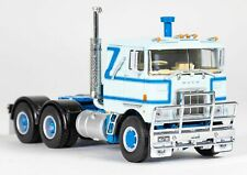 Drake Z01501 MACK F700 6x4 Prime Mover Light Blue McAleese Style Scale 1:50