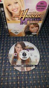 Hanna Montana Der Film  - PS3 / Playstation 3