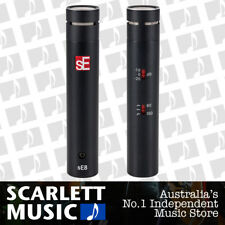 sE Electronics sE8 Small-Diaphragm Condenser Microphone ( sE-8 Mic Pair )