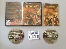 Lionheart BLACK ISLE Interplay (par le créateur Fallout) RPG/jeu de role PC FR
