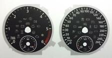 Lockwood VW Transporter California KMH BLACK Dial Conversion Kit C632