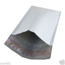 """New 250 #000 4""""x8"""" poly Bubble Mailers Padded Envelopes"""