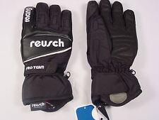 New Reusch Ski Gloves Leather Palms Adult Medium (8.5) Instructor 2787104 SAMPLE