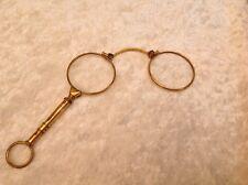 Antique 12ct Gold Lorgnette Opera Glasses