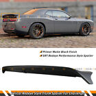 For 08-21 Dodge Challenger Hellcat Redeye Performance Style Black Trunk Spoiler  for sale