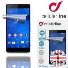 Cellularline Sony Xperia Z3+ & Z4 Ok Display Invisible Screen Protector 2 Pack