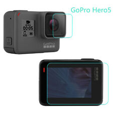Camera Lens&Screen Protector Film Accessories For Gopro Hero 5 Black Protective