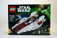 Lego Star Wars - A-Wing Starfighter - 75003 - Retired Brand New Sealed-RARE
