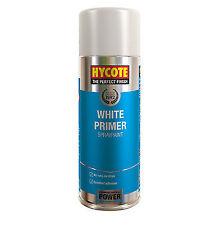 HYCOTE WHITE PRIMER ACRYLIC SPRAY PAINT 400ML UK0302