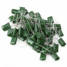 Green Capacitors Electric Guitar Or Amplifier 0.047U / 2A473J Pack of 50