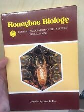 Honeybee Biology by John B. Free