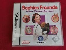 Nintendo DS Spiel: Sophies Freunde: Unsere Tierarztpraxis mit OVP