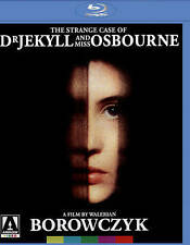 The Strange Case of Dr. Jekyll and Miss Osbourne NEARLY NEW ARROW Blu-Ray Dvd