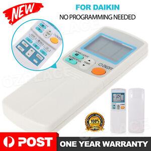 Universal Air Conditioner Remote Control AC A/C For DAIKIN FUJITSU Control