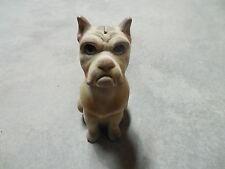 Vintage Royalty Designs Inc.  Boxer Dog Coin Flock Bank  Miami Florida