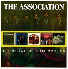 The Association ORIGINAL ALBUM SERIES Box Set INSIGHT OUT Birthday NEW 5 CD