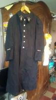 Manteau de Gendarme époque guerre, Indo, D'Algérie Adjudant superbe Vintage