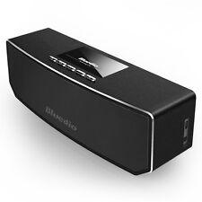 Bluedio CS-4 Portable Wireless Bluetooth 4.1 Speaker Soundbar, Bass Heavy Black