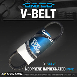Dayco Air Conditioning Belt for Citroen CX 2.2L 4 cyl OHV Carb 2200