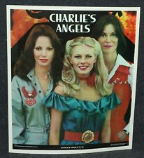 Charlie's Angels Cheryl Ladd Flames Poster 1977 8 x 10 Sticker Decal