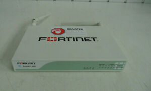 Fortinet Fortigate 40C Router Firewall
