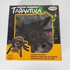 NOS Battery Operated Tarantula EZ-TEC Scary Creepy Soft Spider Toy (A4)
