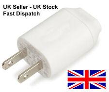 American USA Wall Plug USB Power Charger Plug USA Canada travel Wall Charging