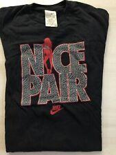 Nike Vintage Shirt Jordan 3 Black Cement Vintage T-shirt