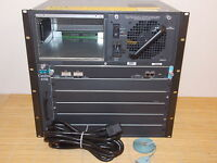 Cisco Catalyst WS-C4506 4506 WS-X4013 Supervisor II PWR
