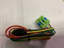 07609 Meyer Products Green Harness, Fits 07347 Module (New Harness)