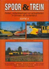 van Gestel, Carel (Red.) Spoor en Trein ; Editie 4 (1993) - Feiten, ontwikkeling