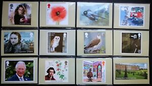 2018 VARIOUS PHQ CARDS SETS UNUSED STILL SEALED AS PRICED 438, 440, 449, 442 +++
