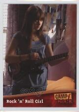 2008 Topps Camp #12 Rock 'n' Roll Girl Non-Sports Card 0b5