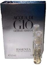 Giorgio Armani Acqua Di Gio Essenza Eau De Parfum Cologne Sample For Men