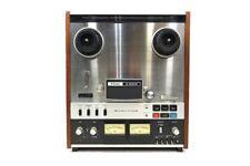 TEAC Vintage Reel-to-Reel Tape Recorders