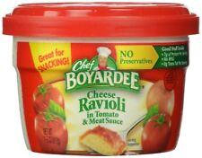 Chef Boyardee Cheese Ravioli, 7.5-Ounce Microwavable Bowls Pack of 12