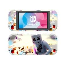 Marshmello NintendoSwitch Skin Sticker Decal Cover For Nintendo Switch Lite