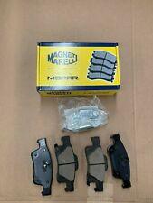 NEW MOPAR MAGNETI MARELLI 11-19 DURANGO GRANDCHEROKEE REAR BRAKE PADS 2AMV4386AA