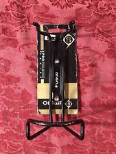 Origin 8 Lock Jaw Water Bottle Cage. Blk Alloy. Ultra Lite (35gr) & Secure! Nos
