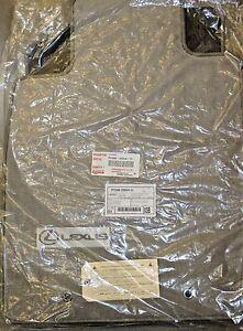 LEXUS OEM FACTORY FLOOR MAT SET 2002-2006 ES330 ES300 GRAY