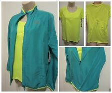 NWT SKECHERS 2 PCS Performance Athletic Jacket & Short Sleeve T/Shirt Size XL