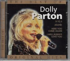DOLLY PARTON – The Best of Dolly Parton (Paradiso/BMG PA 750/2, Belgium) GOLD CD
