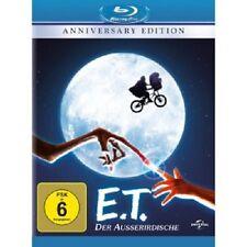 STEVEN SPIELBERG - E.T.-DER AUSSERIRDISCHE BLU-RAY FILM SCIENCE FICTION NEU