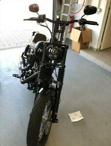 Harley-Davidson Gabelcover Folie Dyna