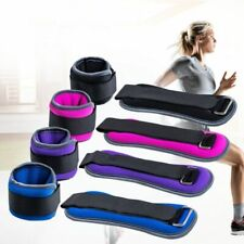 Ankle Strap Adjustable Nylon Buckle Multi Thigh Weight Lifting Fitness Leg Bands