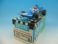 Scalextric Tyrrell Ford Form 1 Ref 4048, mint never used boxed