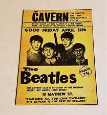 Beatles Cavern sign