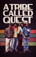 "MX03560 A Tribe Called Quest - American Hip Hop Q Tip MC Music 14""x22"" Poster"