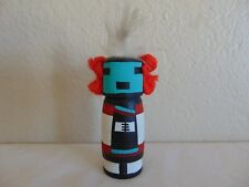 "Vintage Route 66 Hopi Kachina Doll 3 1/2"" Tall"