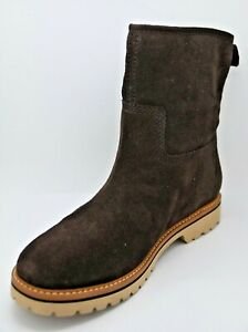Timberland Women's Chamonix Valley Suede chocolate Boots UK 6.5 - A1KiB*